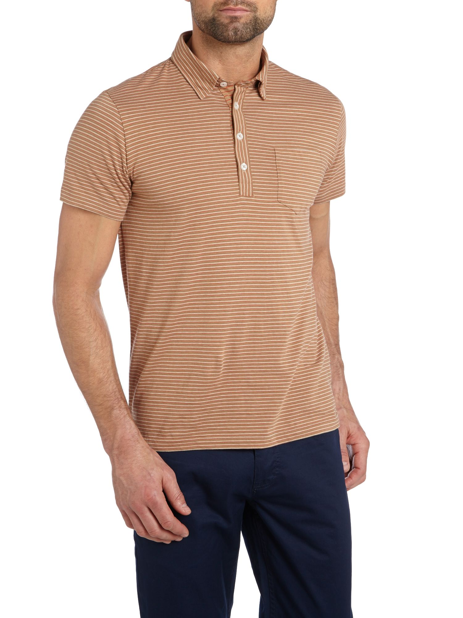 Sunrise polo shirt