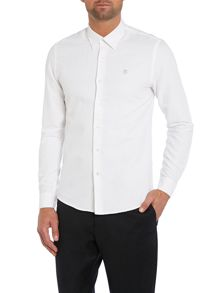 Peter Werth Oxford Long Sleeve Shirt