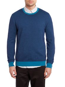 Peter Werth Orsk crew neck jumper
