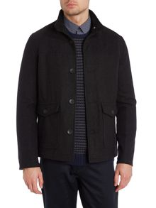 Utopia melton field jacket
