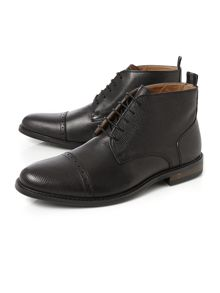 Peter Werth Atkinson derby chukka boots