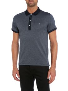 Araby short sleeved polo shirt