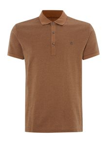 Peter Werth Araby short sleeved polo shirt