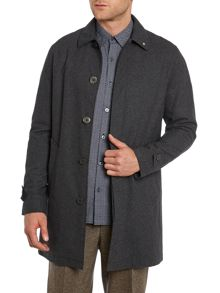 Peter Werth Twyford flannel raincoat