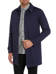 Twyford cotton raincoat