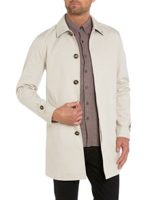 Peter Werth Twyford cotton raincoat
