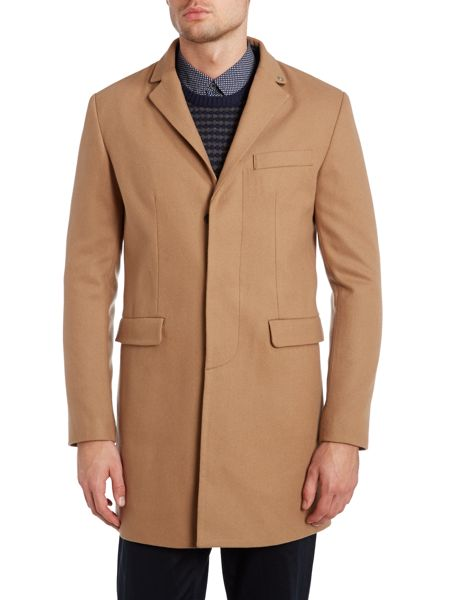 Peter Werth Melton cropley topcoat