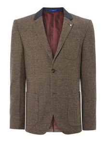 Vienna two button wool mix blazer
