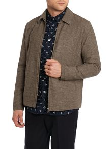 Peter Werth Palm blouson flannel jacket