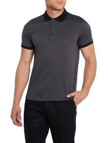 Peter Werth Viva short sleeved polo shirt
