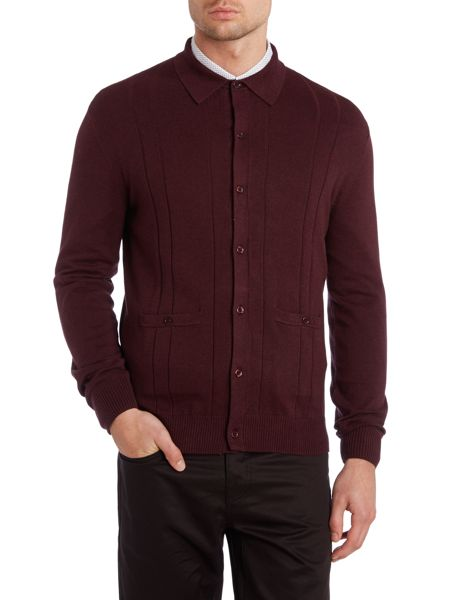 Peter Werth Massilia button through polo shirt