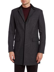 Cropley dogtooth topcoat