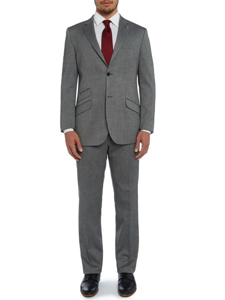 Peter Werth N.1 cut birdseye blazer