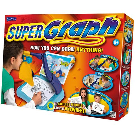 John Adams Supergraph art set
