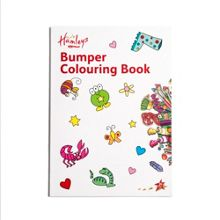 Hamleys Bumper Colouring Book