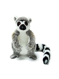 Lennox Lemur Soft Toy