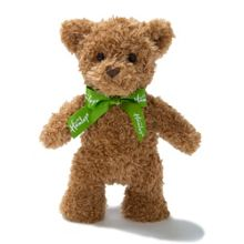 Hamleys Standing Emerald Bear