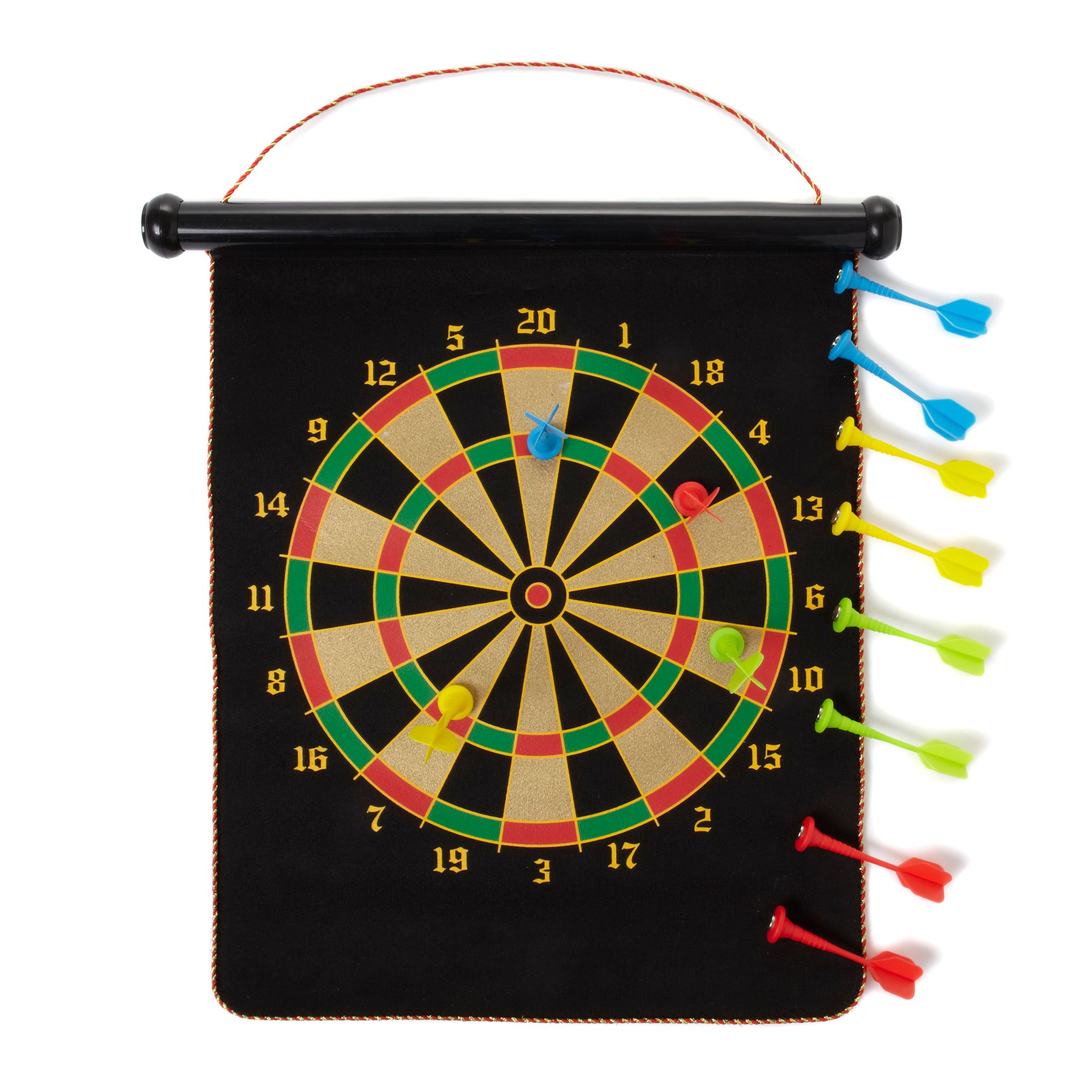 Hamleys magnetic dart board