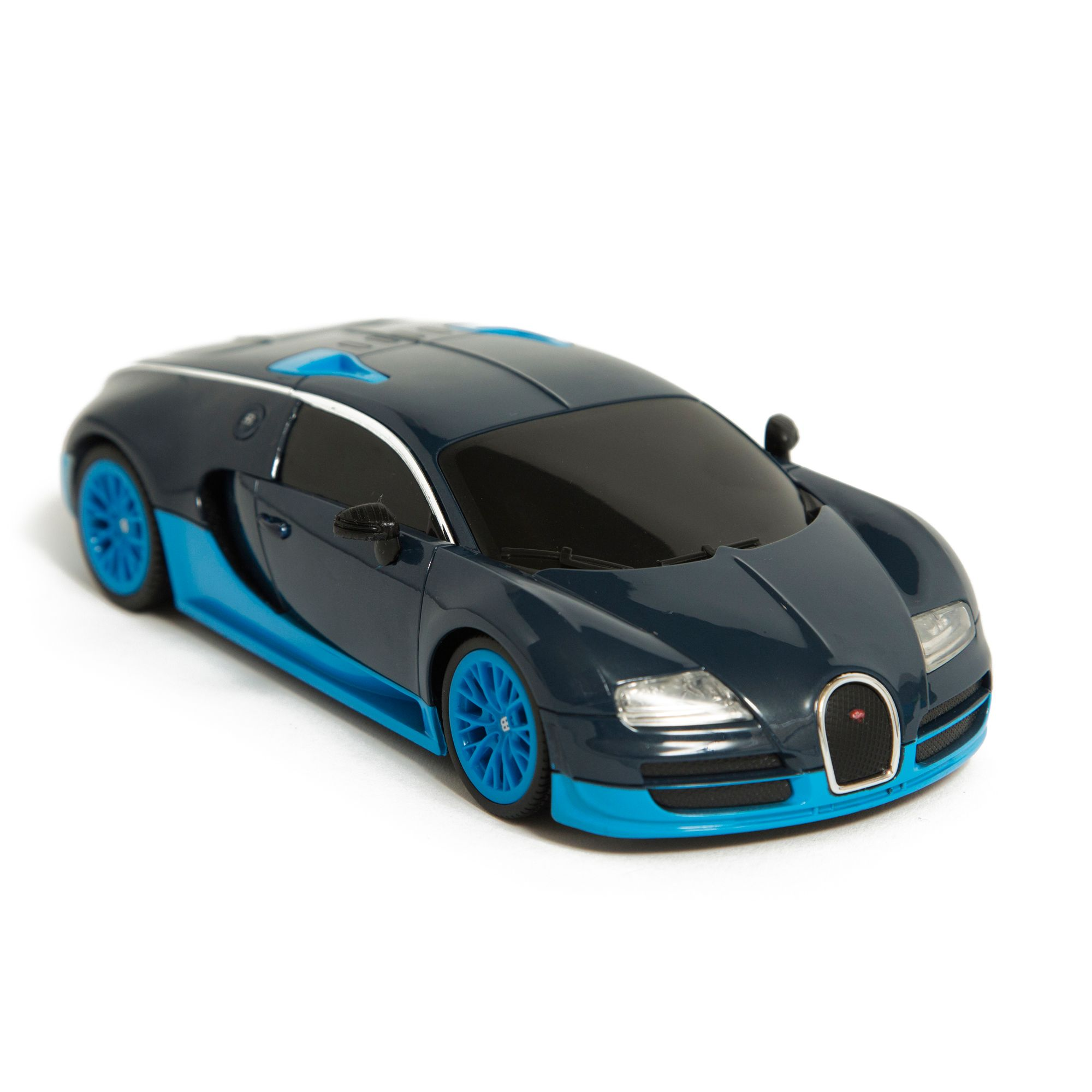 Image of Hamleys Scale Bugatti Veyron RC Car