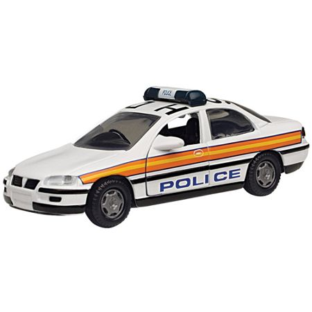 Hamleys Police car
