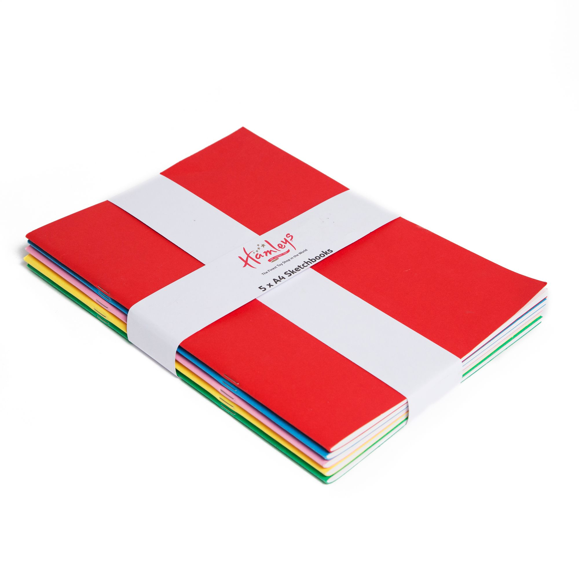 Hamleys A4 Sketch Books