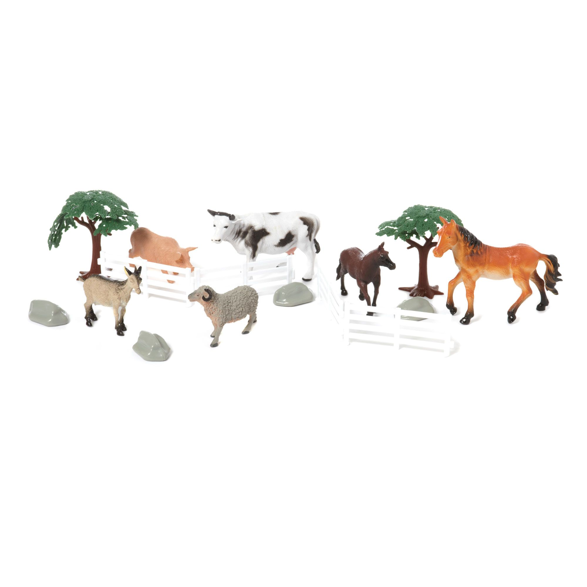 Hamleys farm animal bucket