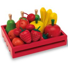 Hamleys crate of fruit