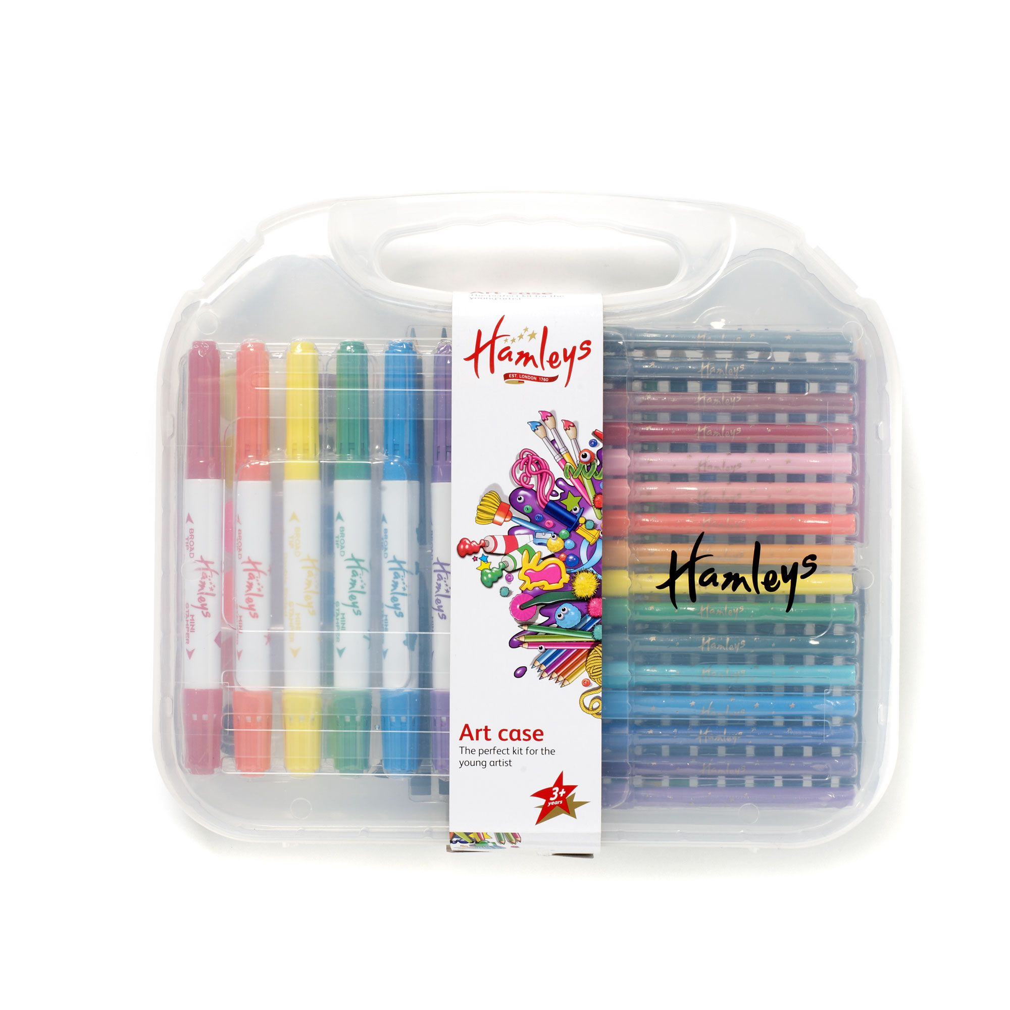 Hamleys art case
