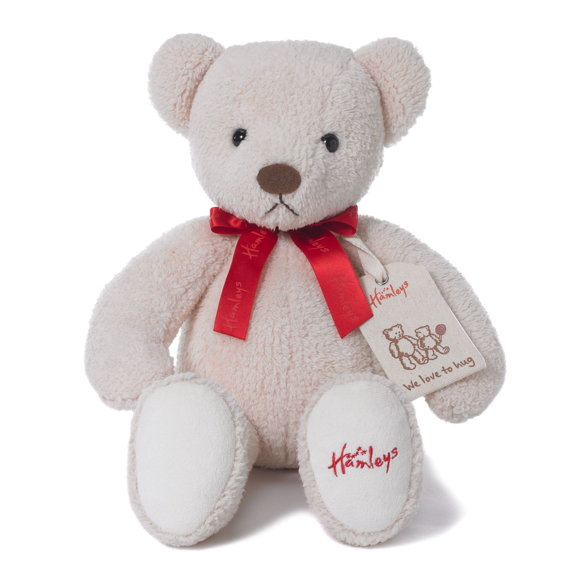 Hamleys Vanilla Bear
