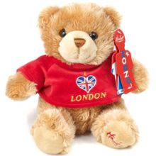 Hamleys Hamleys I Love London Bear