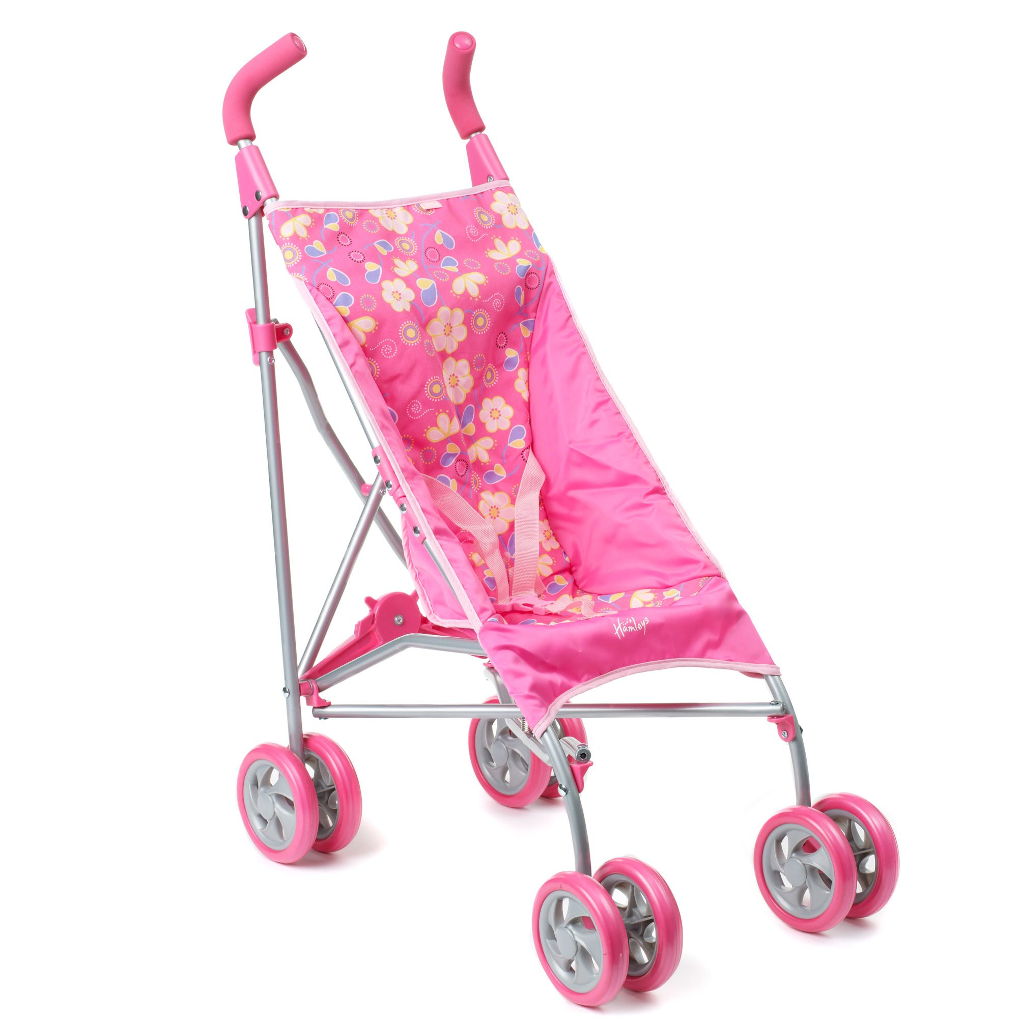Hamleys Sweet peas my dolly`s stroller