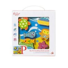 Hamleys My stacking fish puzzle