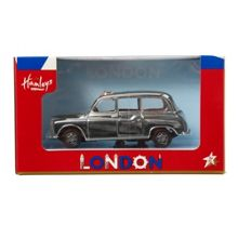 Hamleys limited edition silver taxi