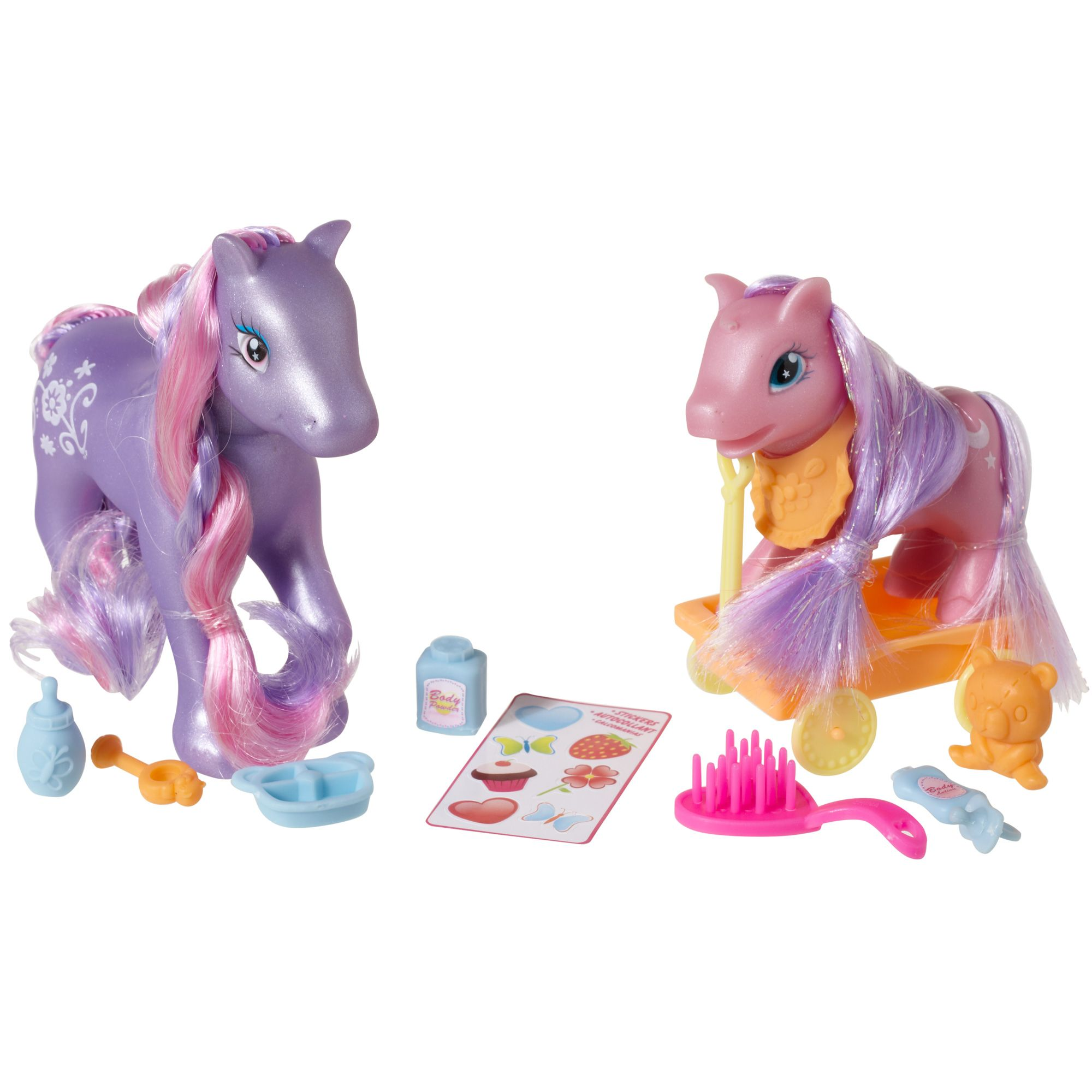 Playful ponies handbag