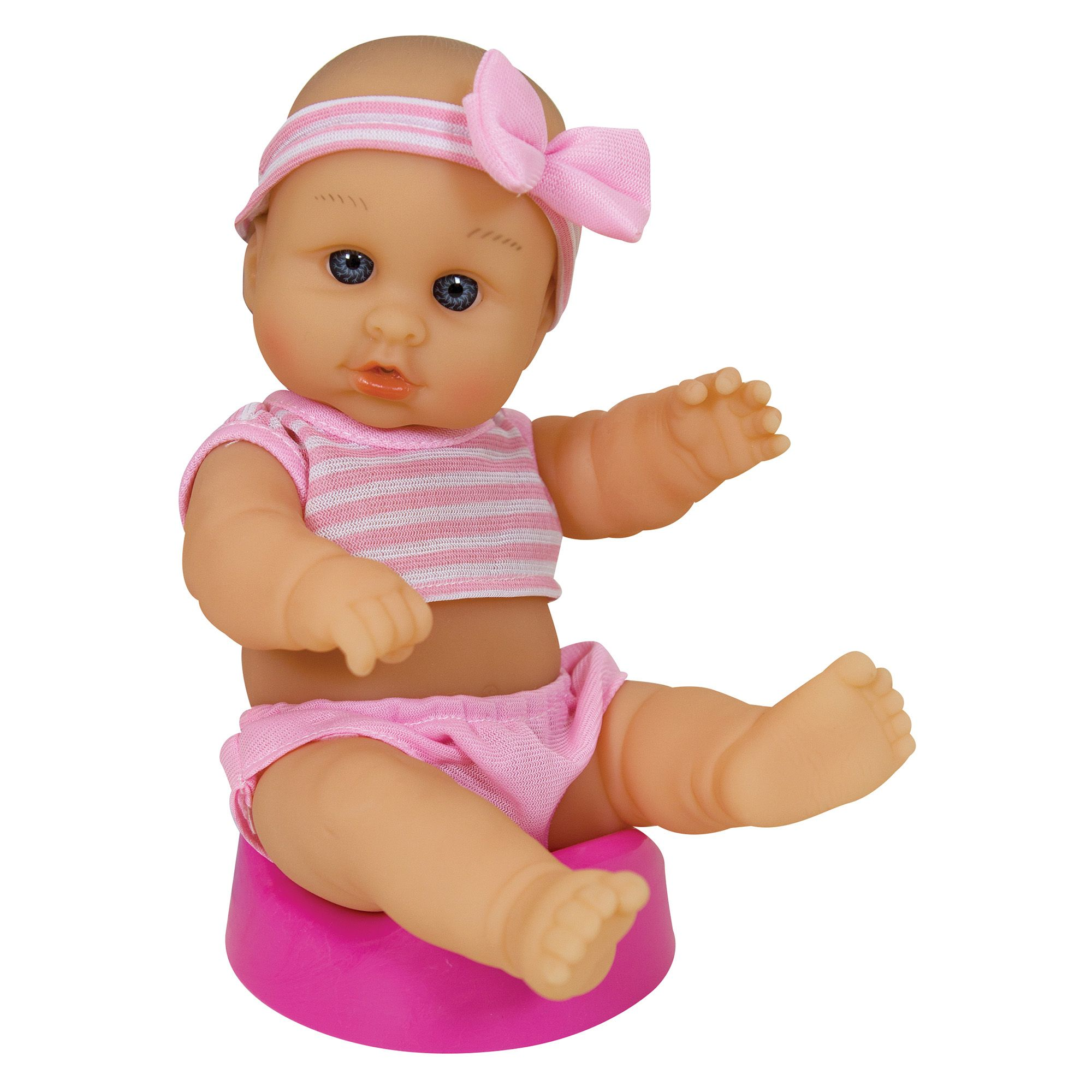 Image of Baby Ellie & Friends Baby Doll & Potty Set