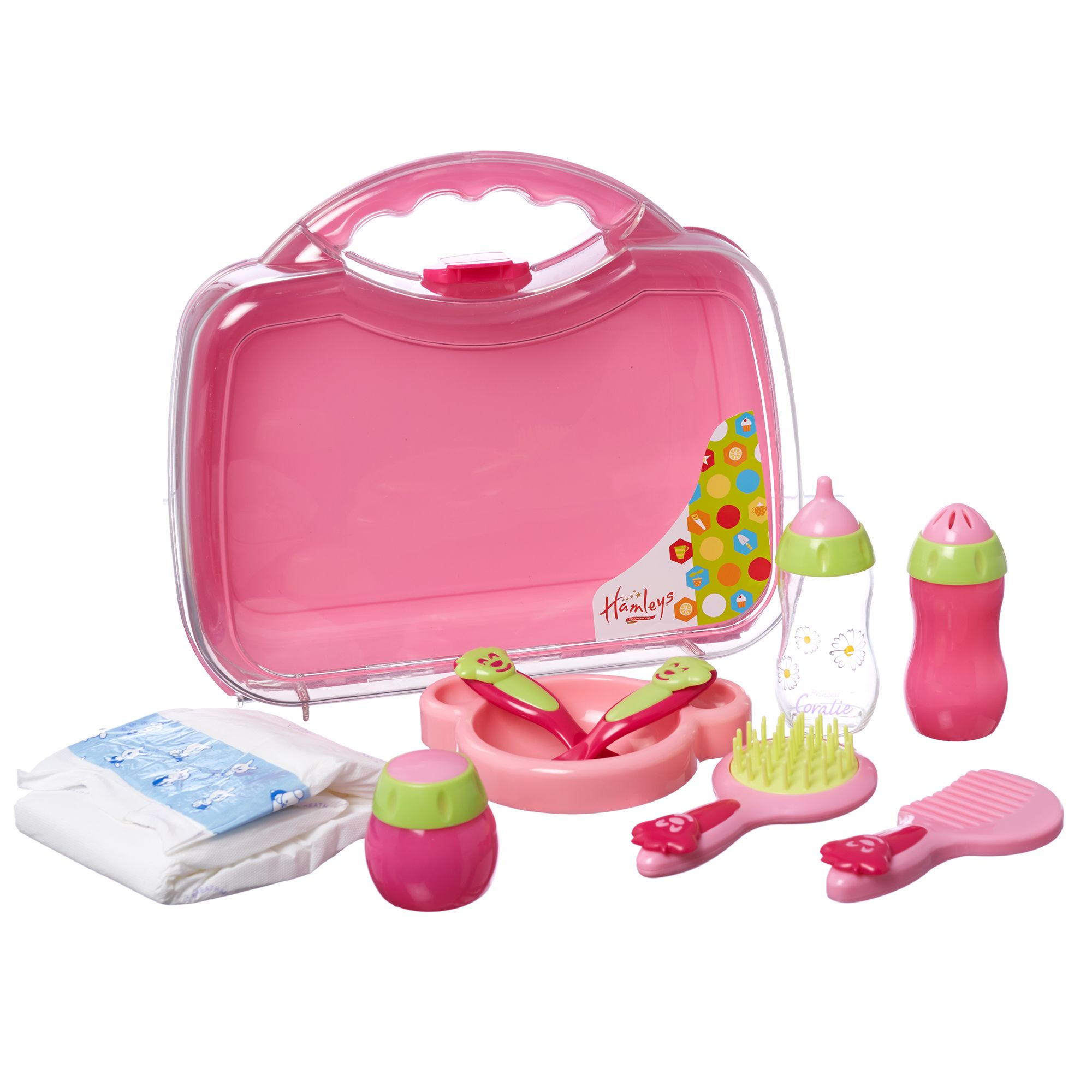 Hamleys Baby Travel Kit