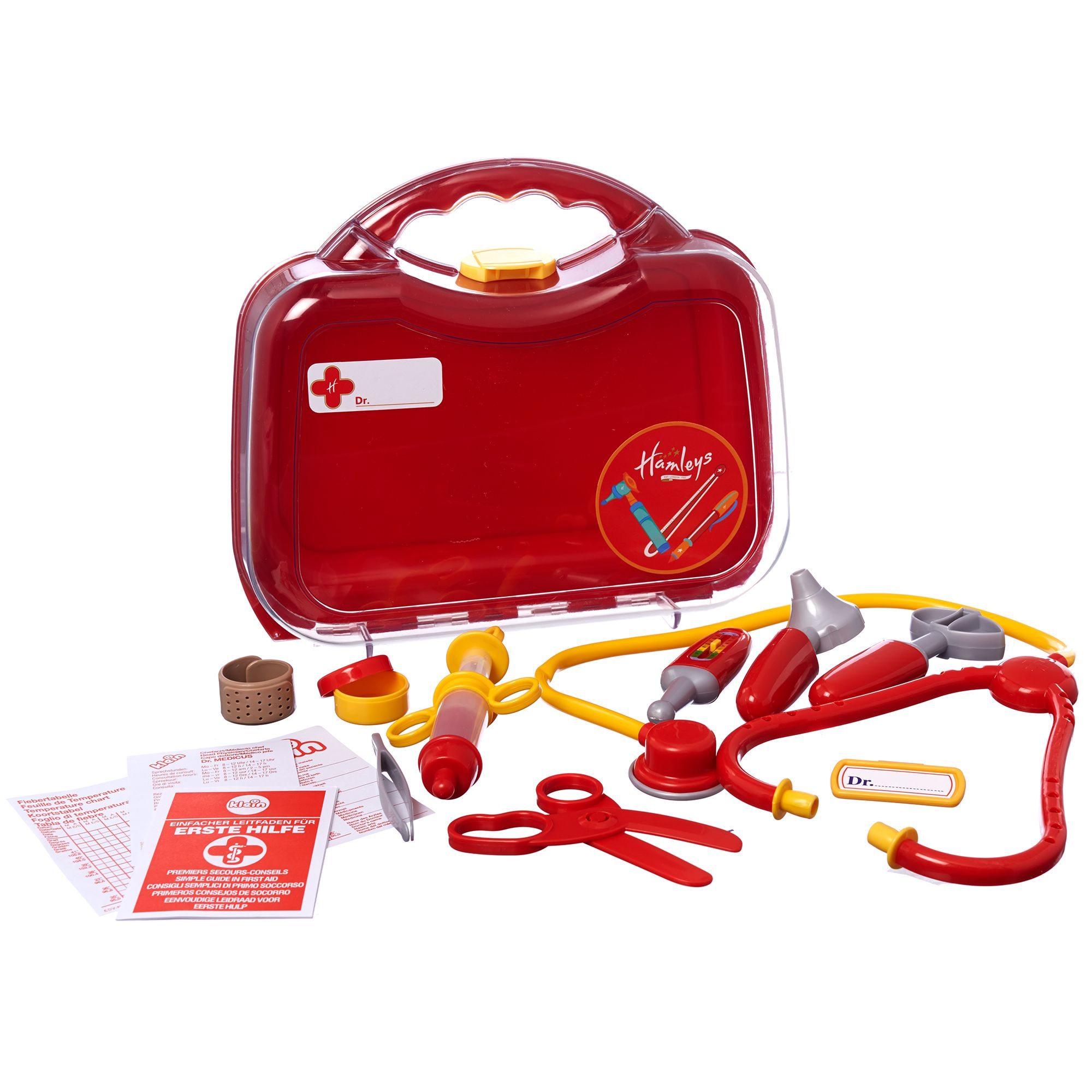 Hamleys Doctor Kit