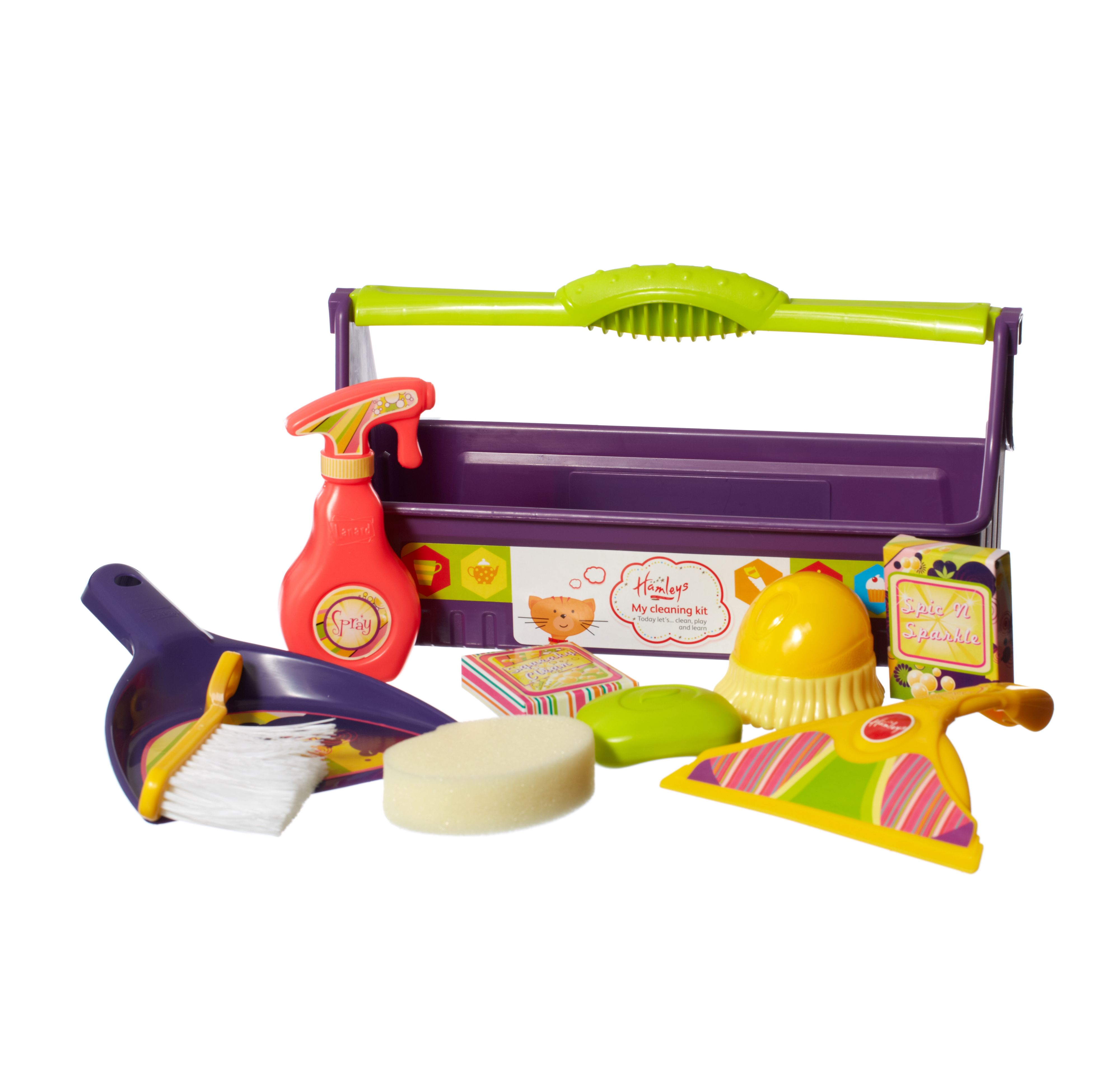 Hamleys My Cleaning Kit