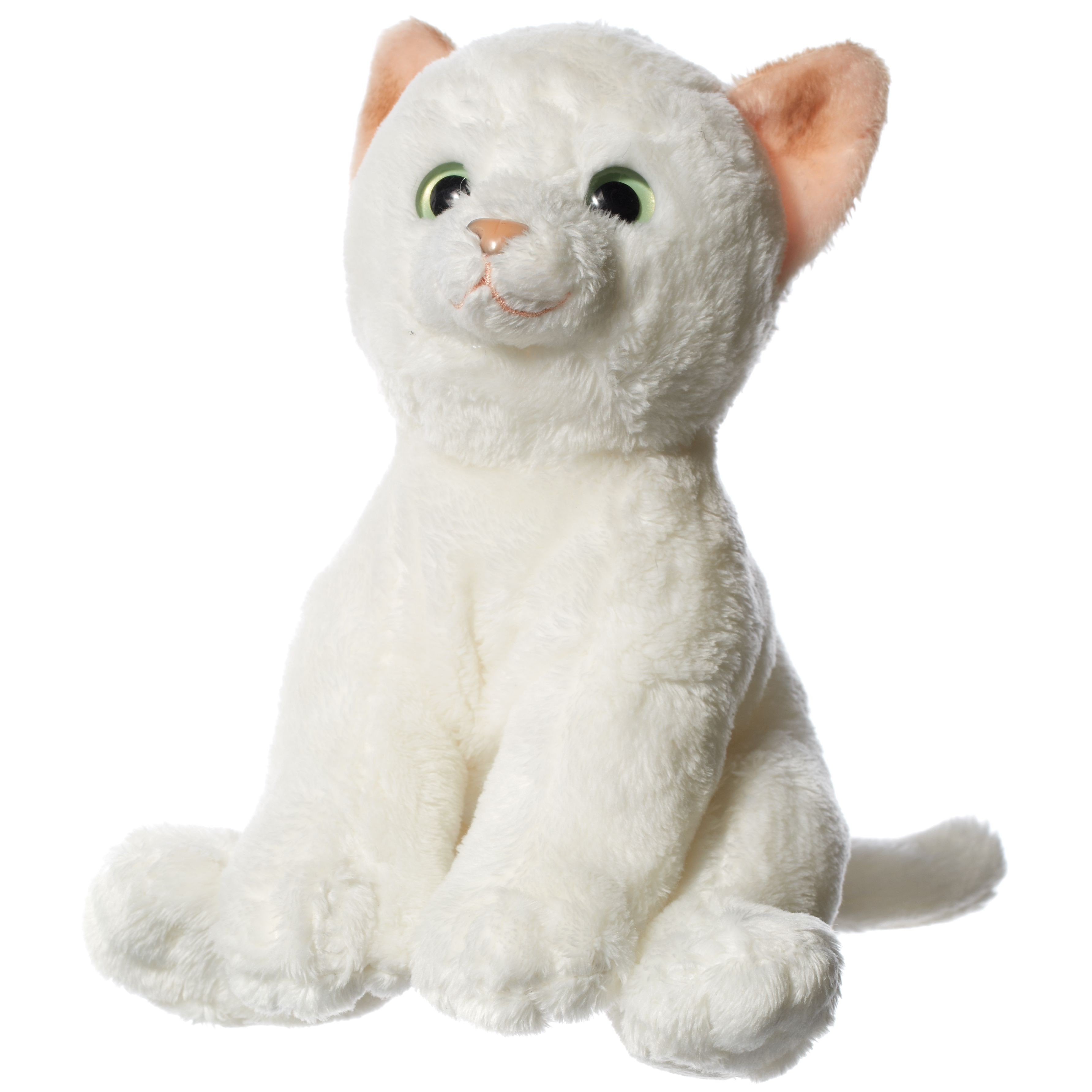 Hamleys White Cat