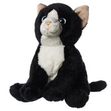 Hamleys Black and White Cat