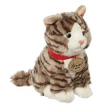 Hamleys Hamleys Grey Tabby Cat Soft Toy