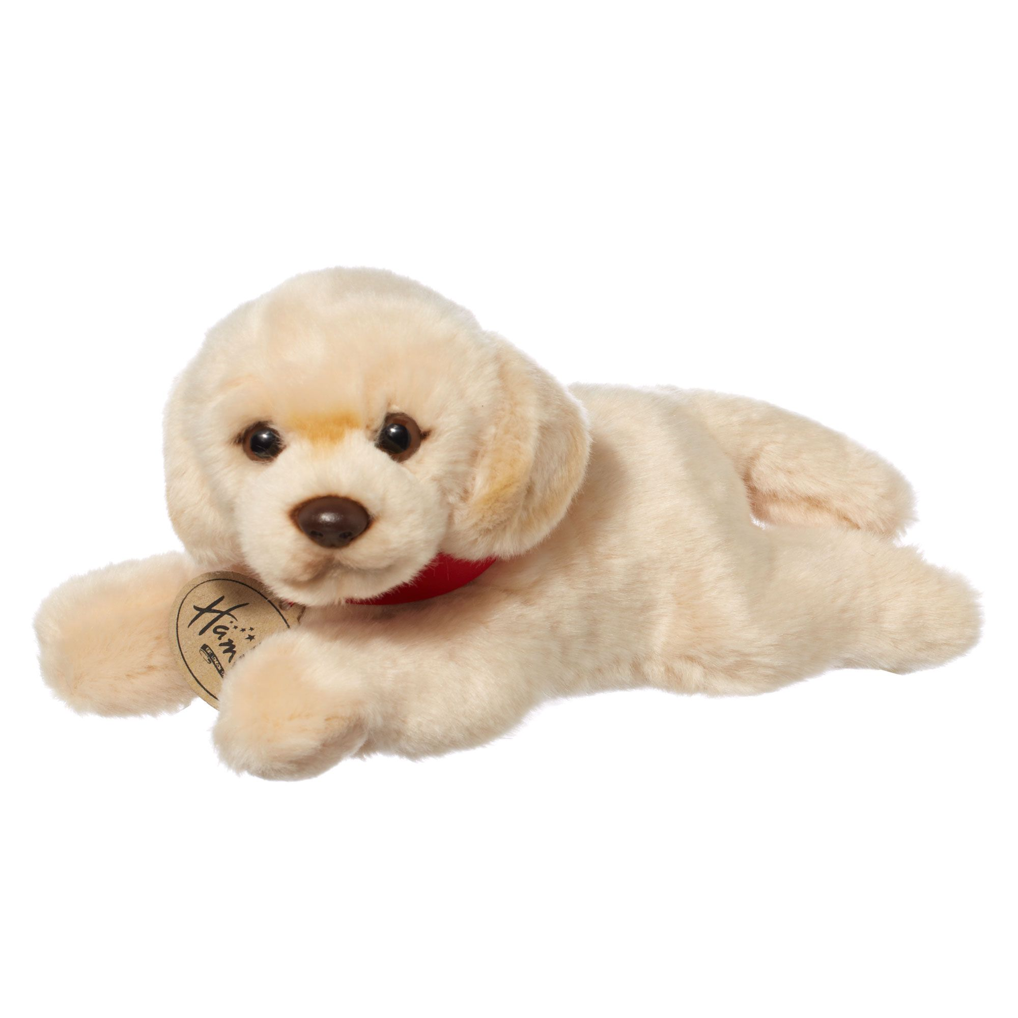Hamleys Small Golden Labrador Soft Toy