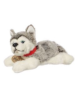 Hamleys Husky Soft Toy