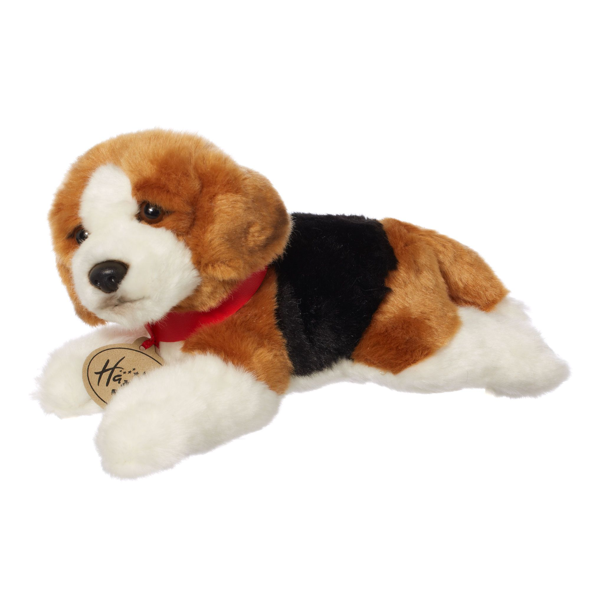 Hamleys Small Beagle Soft Toy