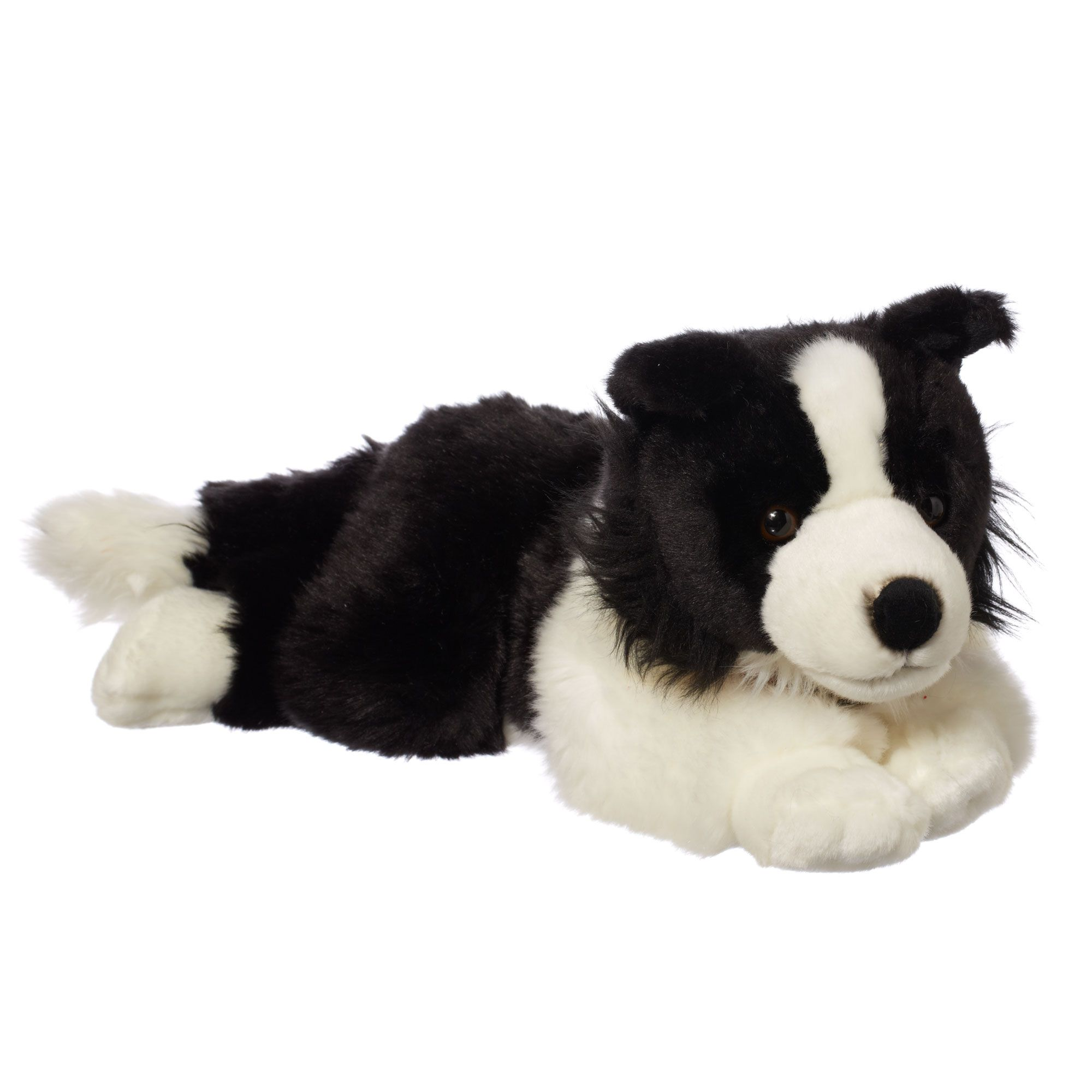 Hamleys Large Border Collie Soft Toy