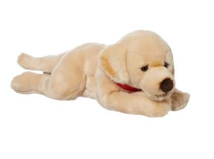 Hamleys Large Golden Labrador Soft Toy