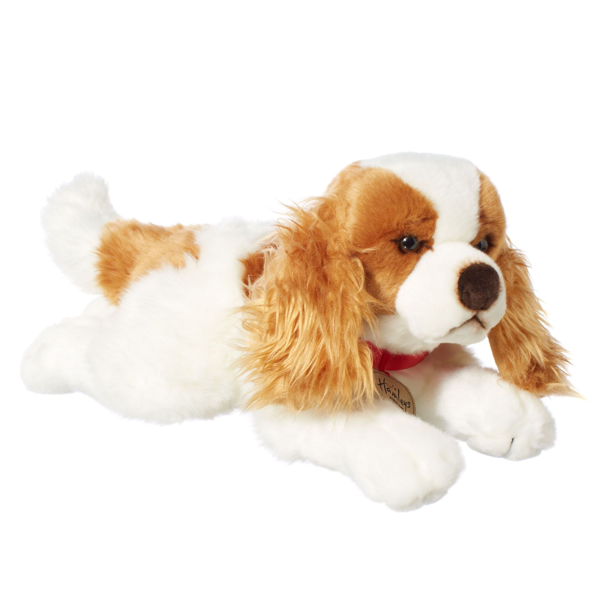 Hamleys Large Spaniel Soft Toy