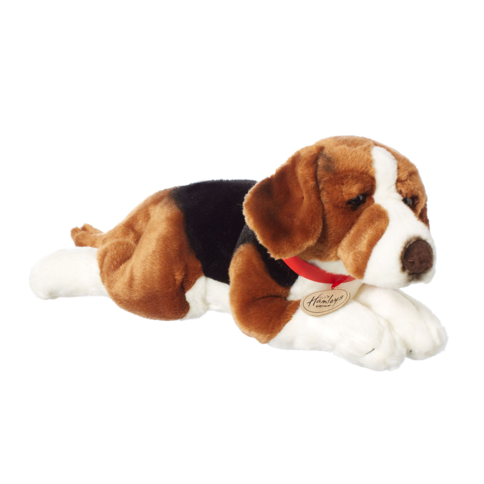 Hamleys Large Beagle Soft Toy