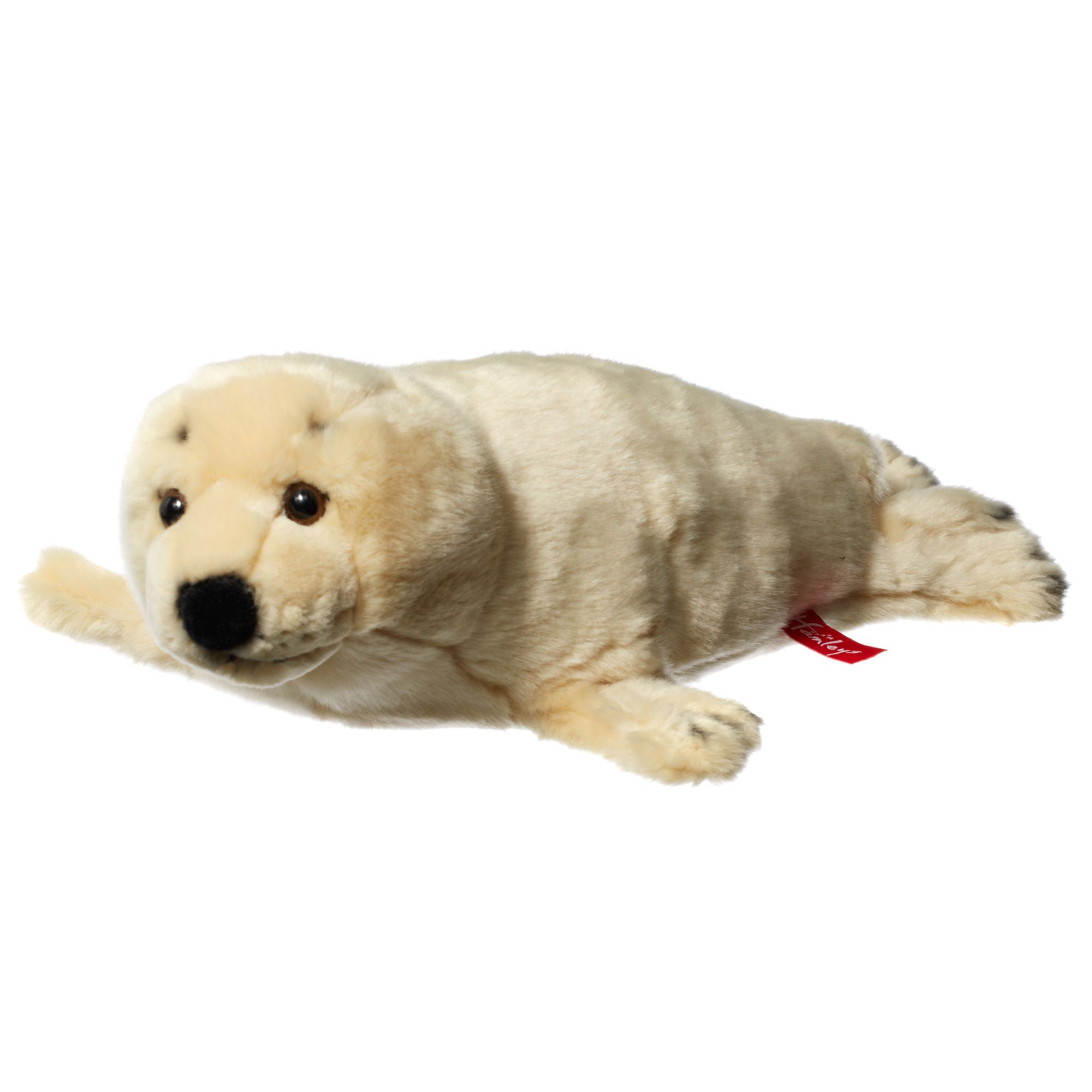 Hamleys Sherlock the Harp Seal