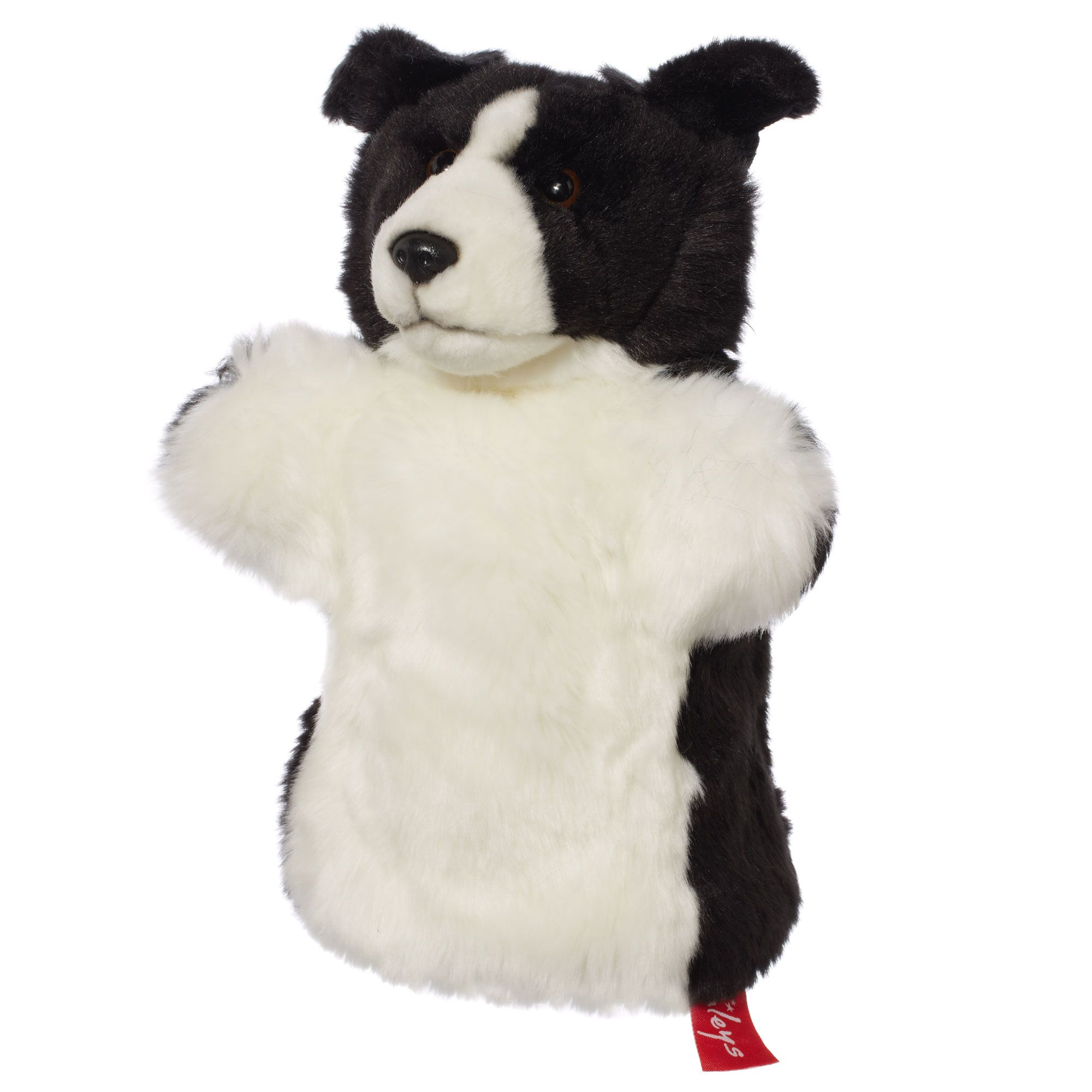 Hamleys Border Collie Puppet